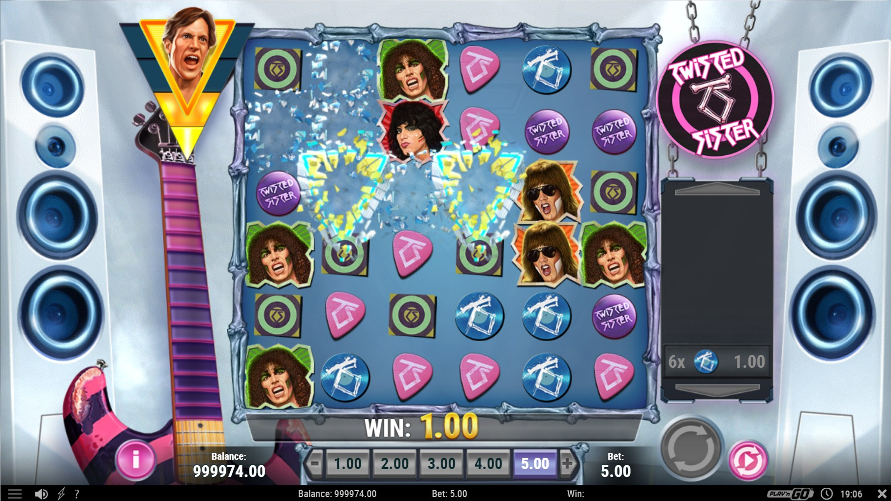 twisted-sister-slot-gameplay