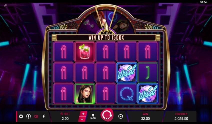 ladies-nite-2-turn-wild-slot-gameplay