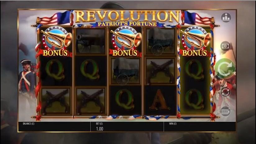 revolution-patriots-fortune-slot-gameplay