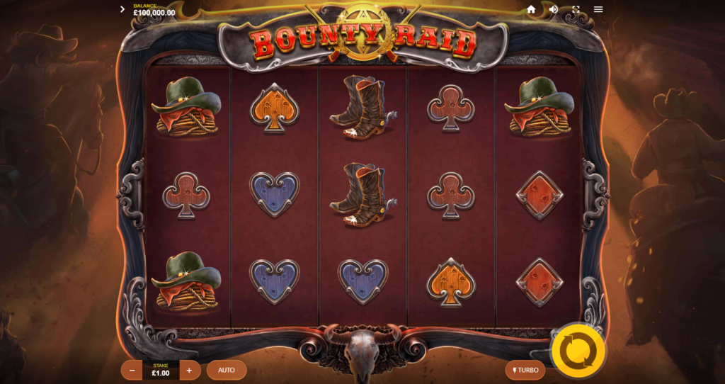 bounty-raid-slot-gameplay