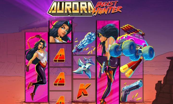 aurora-beast-hunter-slot-gameplay