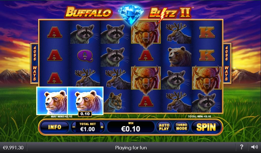 buffalo-blitz-ii-slot-gameplay