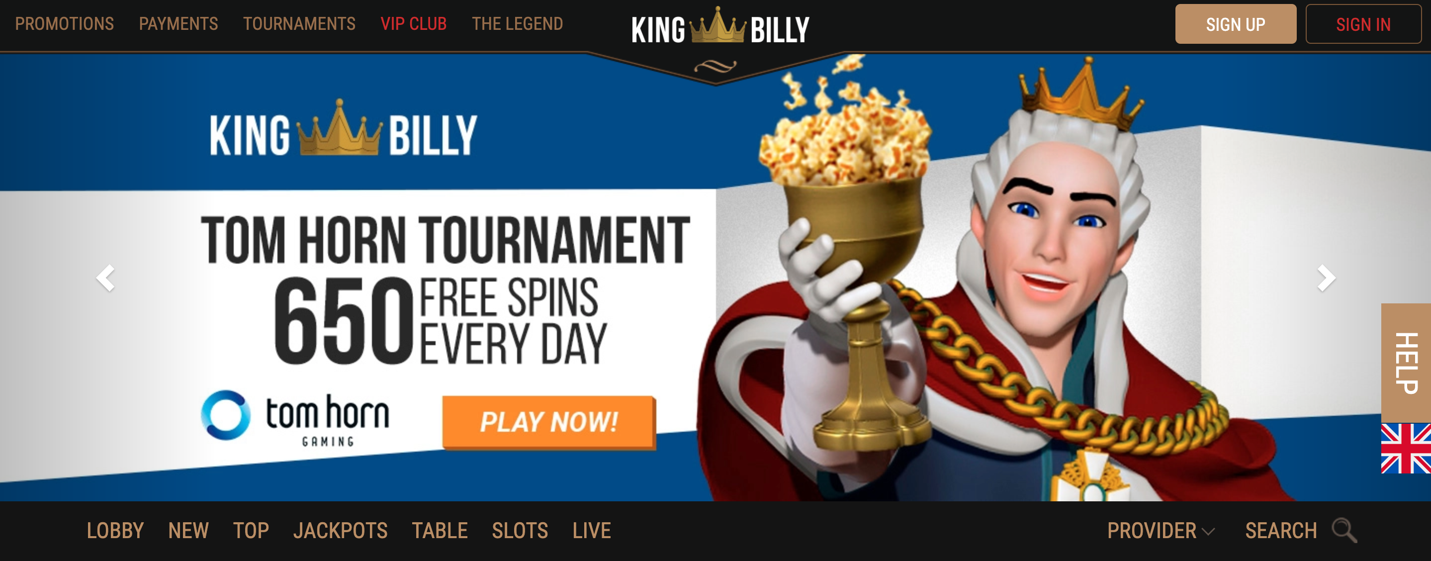 Kingbilly Online Casino Review And Bonus Aboutslots