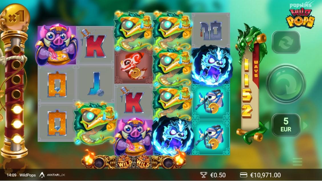 wildpops-slot-gameplay