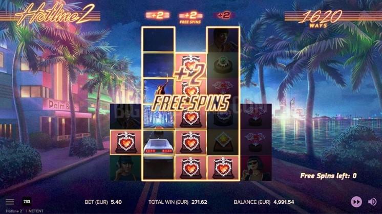 hotline-2-slot-gameplay