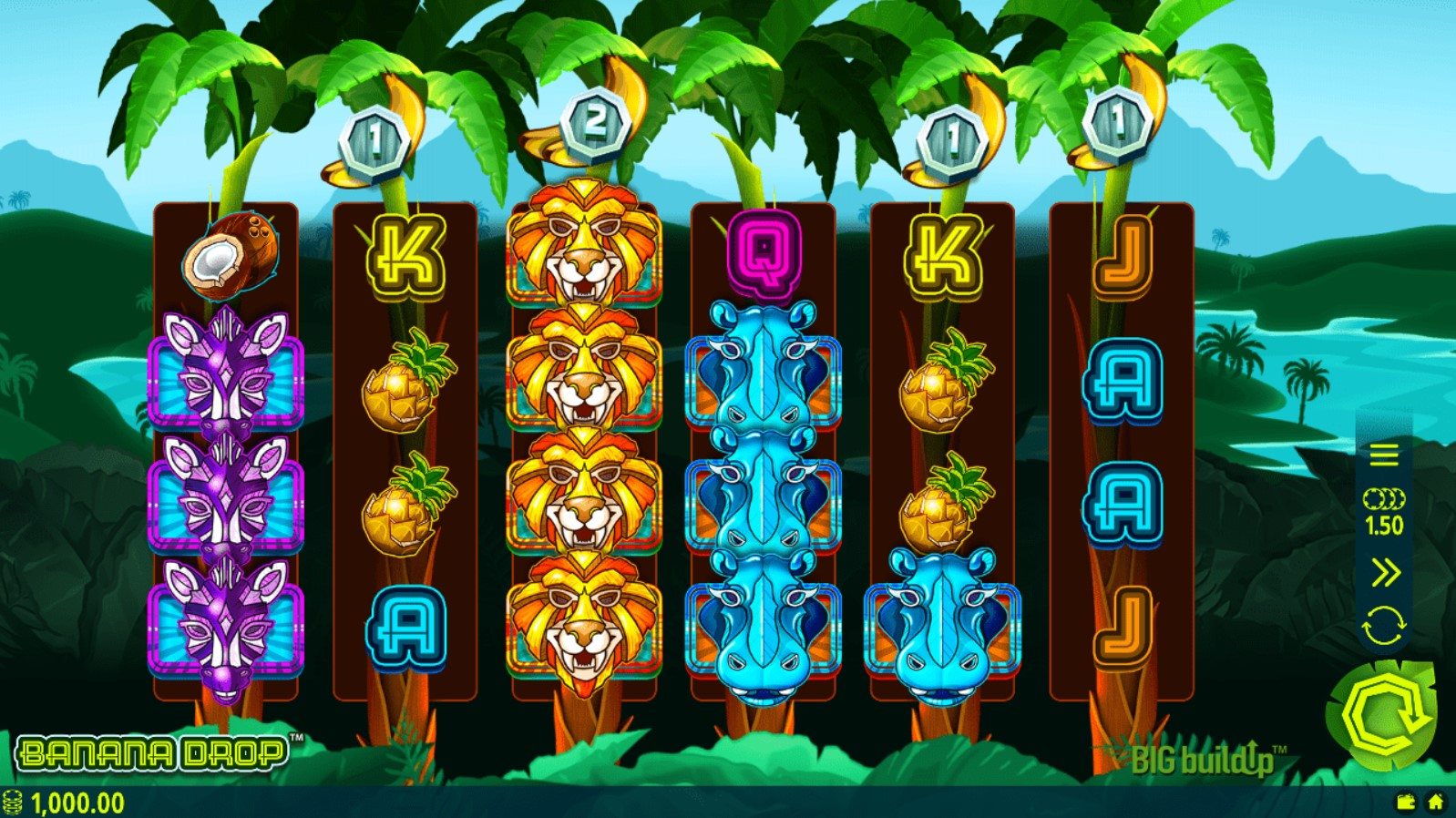 banana-drop-slot-gameplay