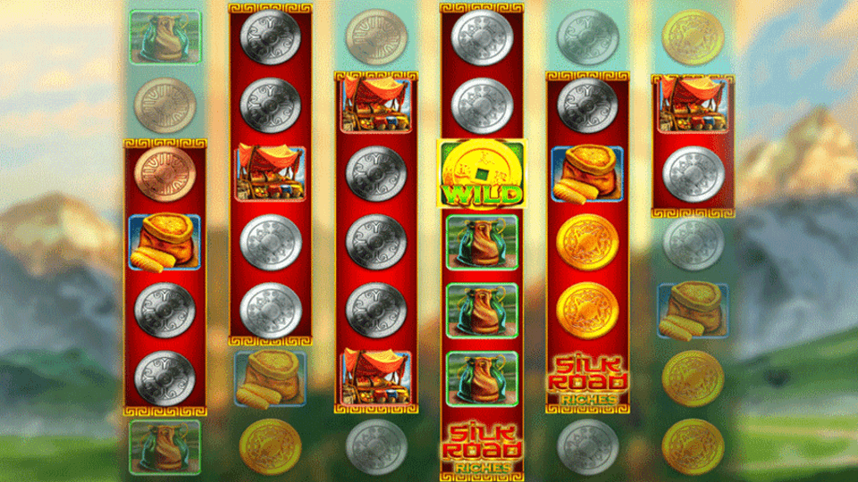 silk-road-riches-slot-gameplay
