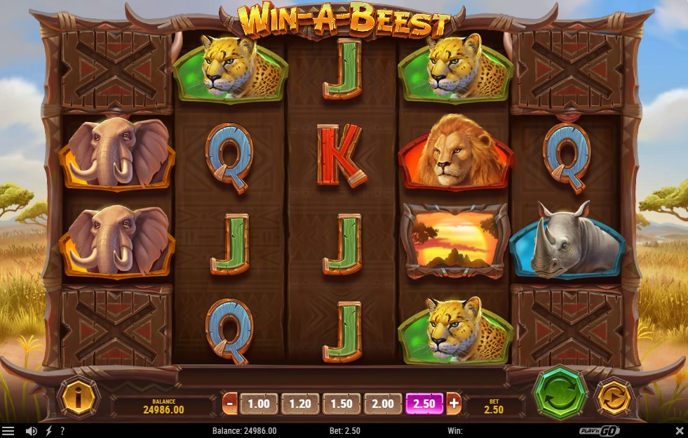 win-a-beest-slot-gameplay