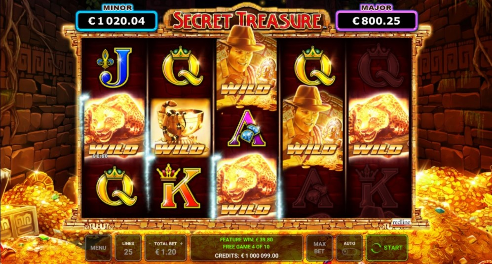 secret-treasure-slot-gameplay