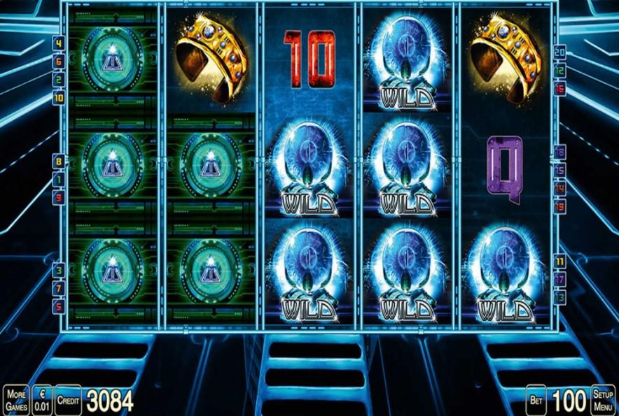 robidden-princess-slot-gameplay