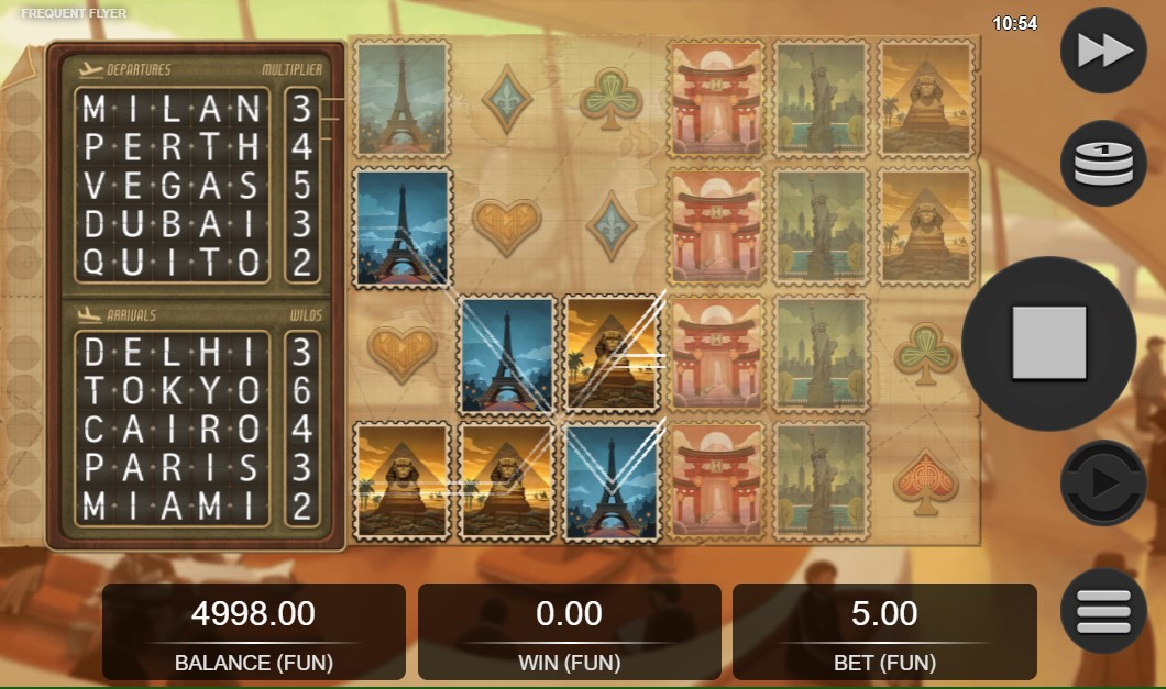 frequent-flyer-slot-gameplay