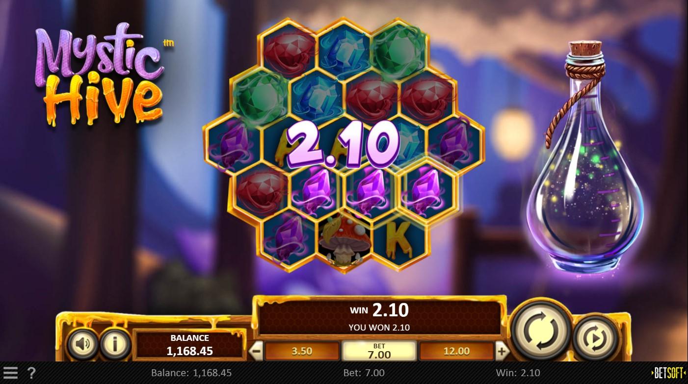 mystic-hive-slot-gameplay