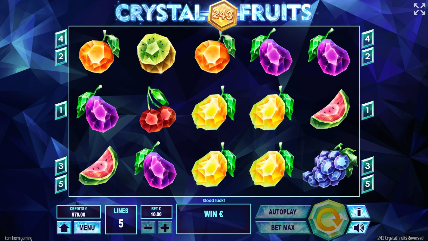 243-crystal-fruits-slot-gameplay