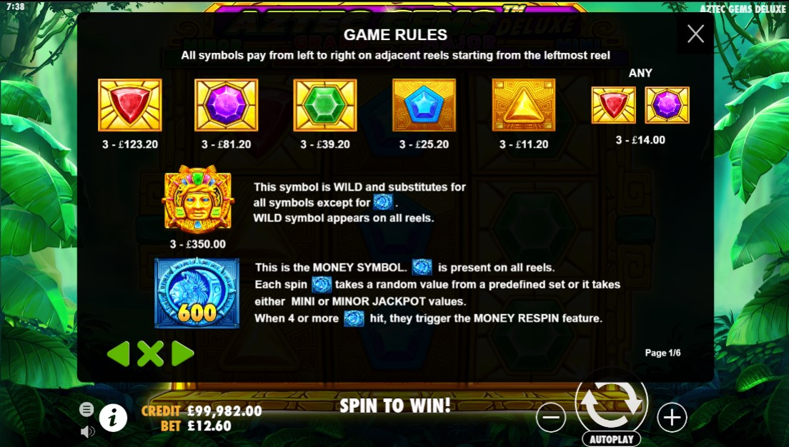 243-crystal-fruits-slot-paytable
