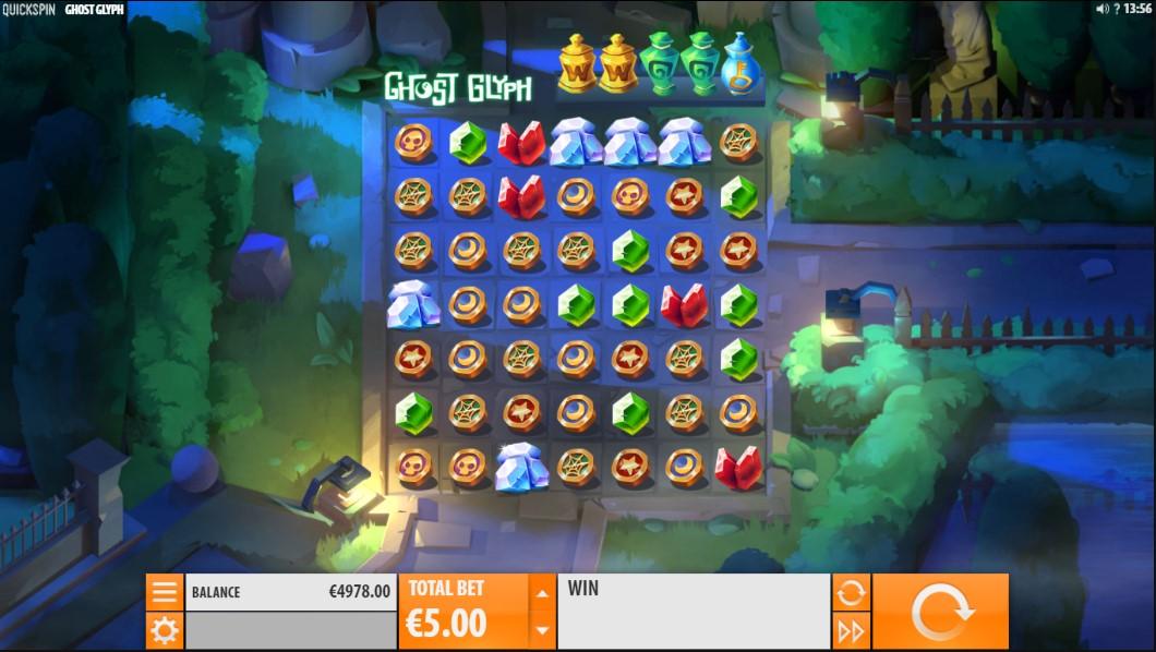 ghost-glyph-slot-gameplay