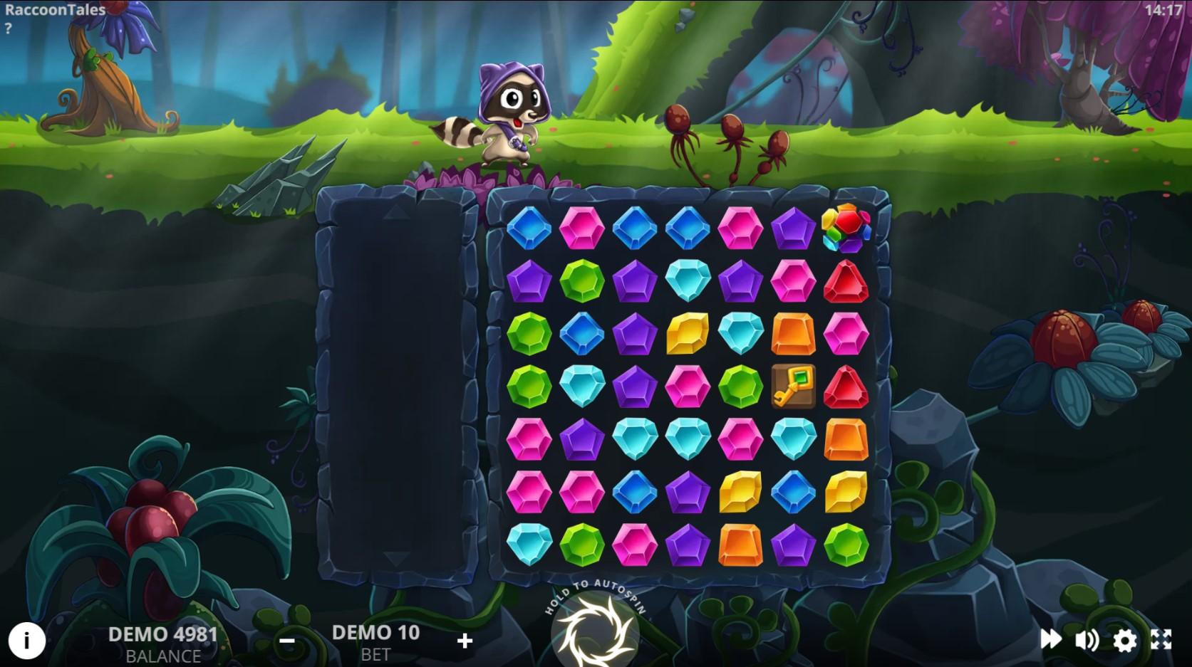 racoon-tales-slot-gameplay