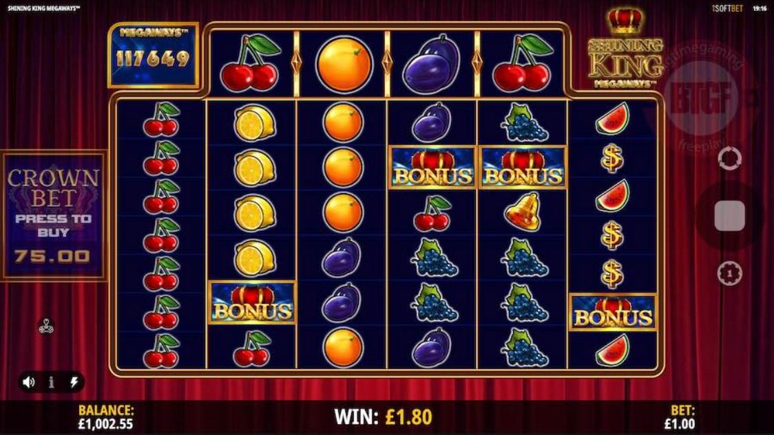shining-king-megaways-slot-gameplay