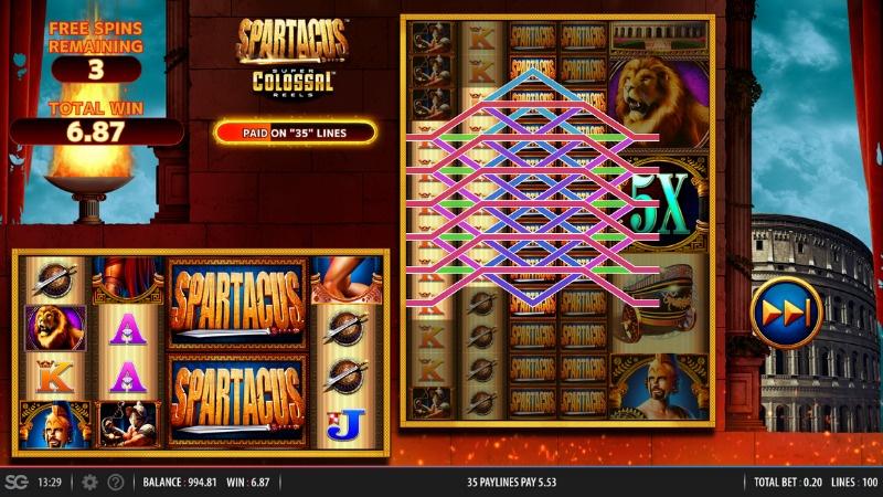 casino trailer 1995 Slot