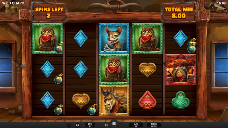 Wild Chapo (Relax Gaming) Slot Review - 💎AboutSlots