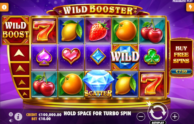 💎 Wild Booster Slot Review and Where To Play - AboutSlots