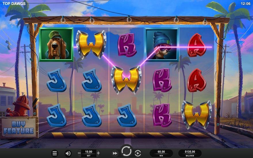 Top Dawgs (Relax Gaming) Slot Review - 💎AboutSlots