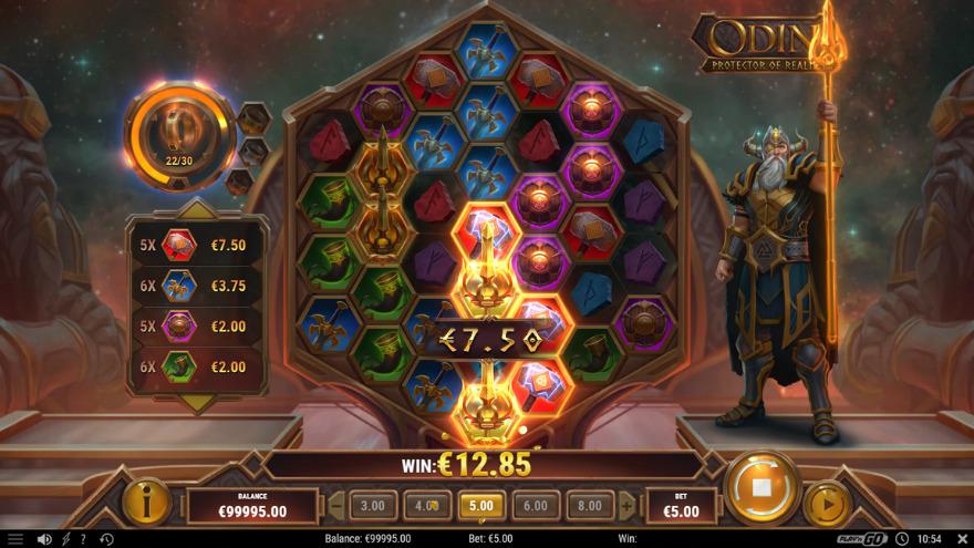 Ulasan Slot Odin: Protector of Realms (Play´n GO) - AboutSlots