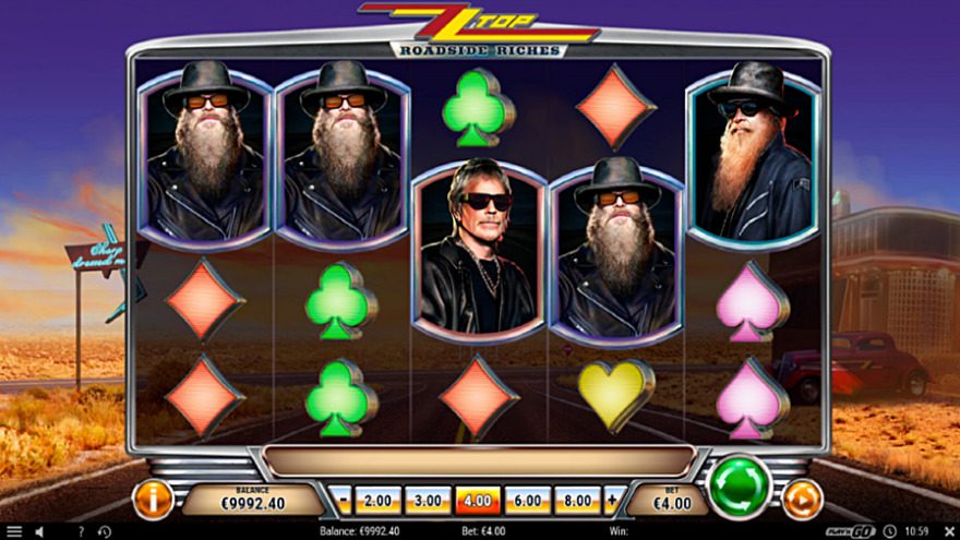 Ulasan Slot ZZ Top Roadside Riches (Play´n GO) - AboutSlots