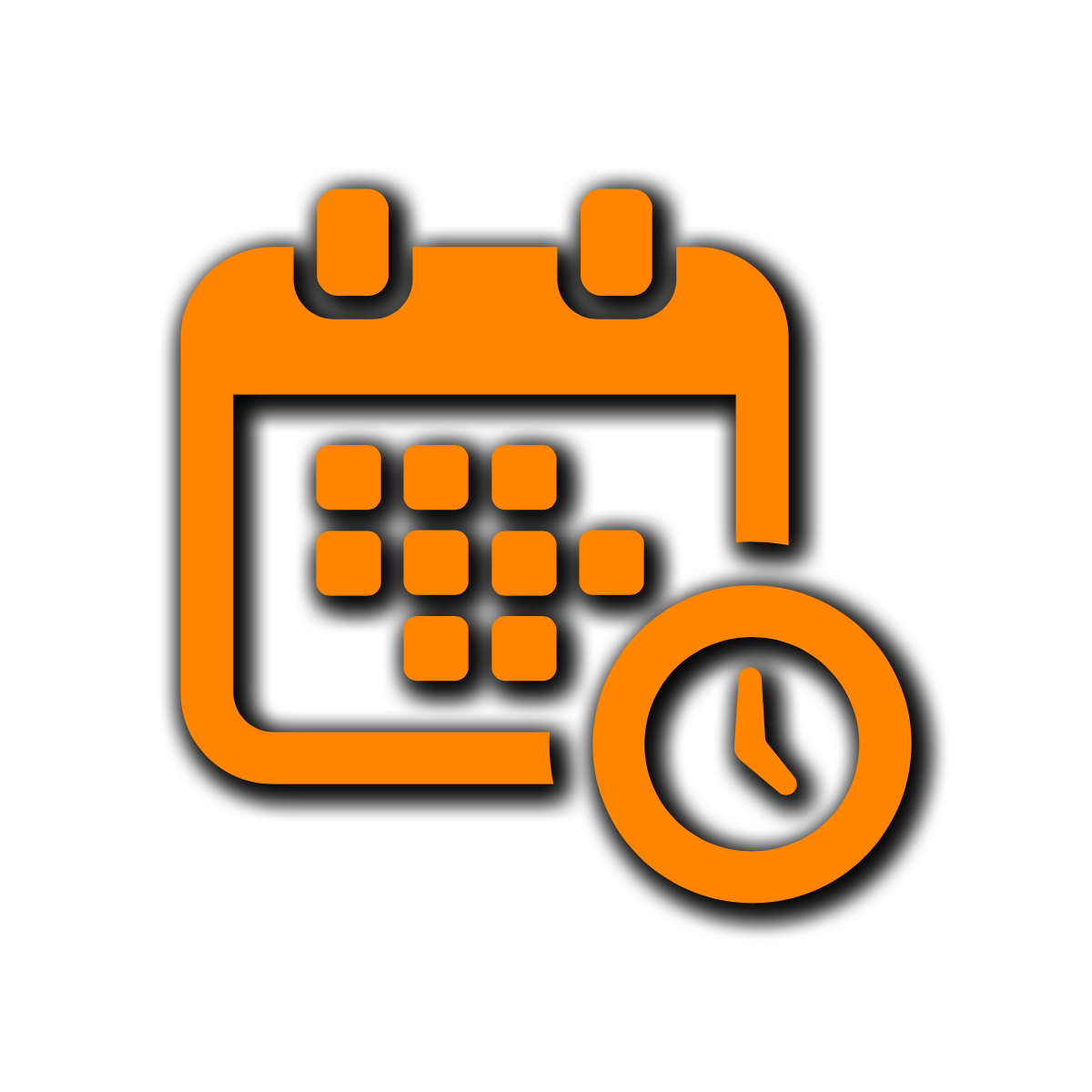 Excalibur Auto Body Schedule Appointment Link Icon