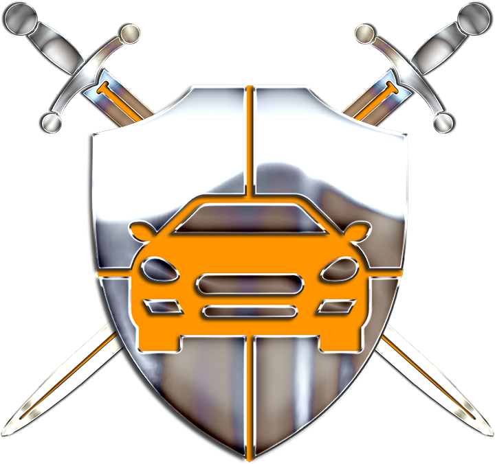 Excalibur Auto Body Lifetime Warranty Emblem