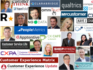 Top 50 customer experience blogs and influencers