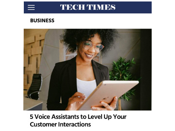 5 Voice Assistants to Level Up Your Customer Interactions