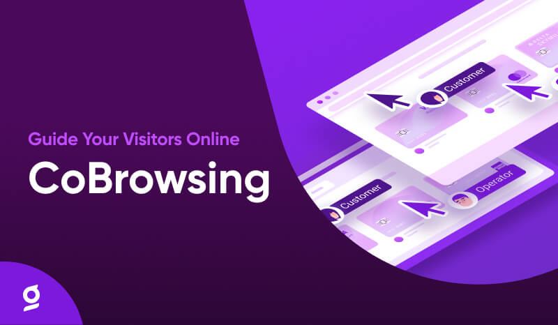 CoBrowsing  - Guide Your Visitors Online