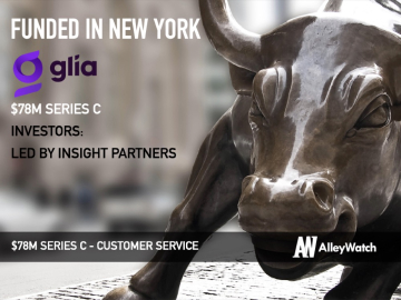 [AlleyWatch] Glia Raises Another $78M for its Interactive Digital Customer Service Platform