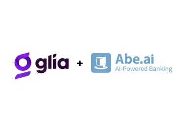Abe.ai and Glia Announce Digital Banking Partnership