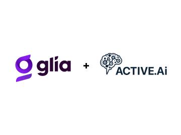 Active.Ai and Glia Partner to Enhance Customer Experiences Through Conversational AI