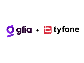 Glia and Tyfone Partner to Help Institutions Embrace Digital Customer Service