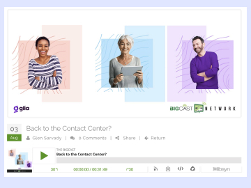 Back to the Contact Center?