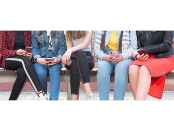 BAI Article: The Real Deal with Millennials, Gen Z and Their Phones
