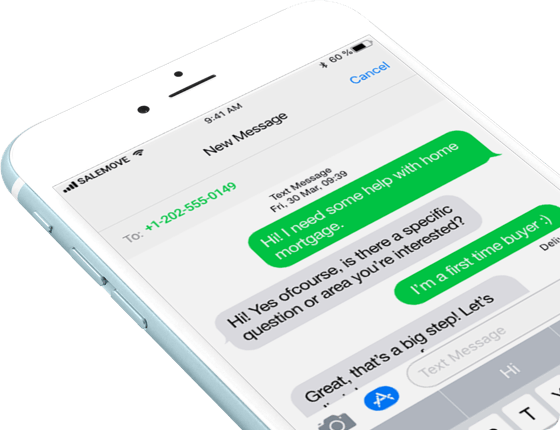 SMS Messaging Mobile