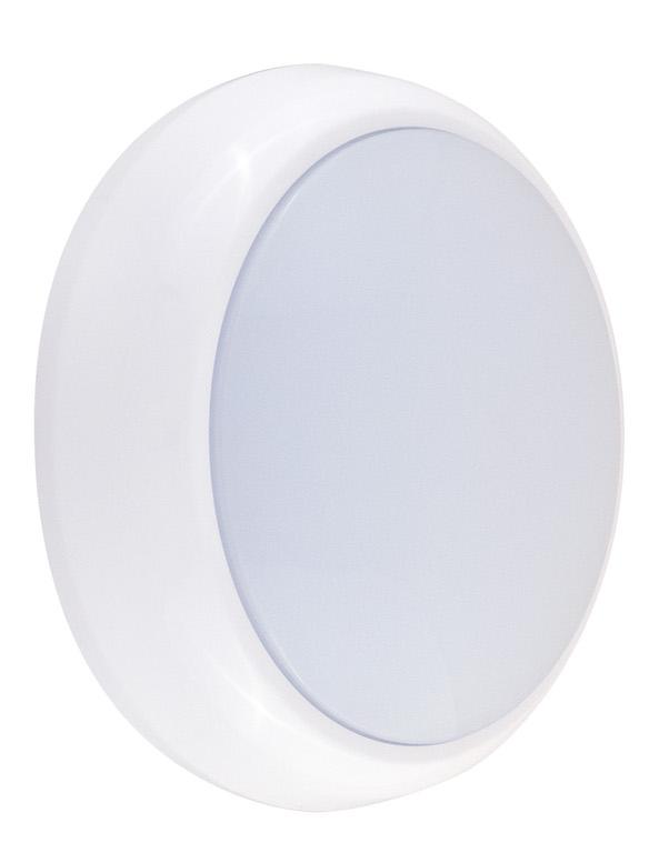 Hera IP54 Commercial Bulkhead/Ceiling Utility Light