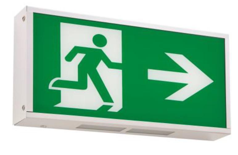 Hera Running Man Emergency Exit Back Box