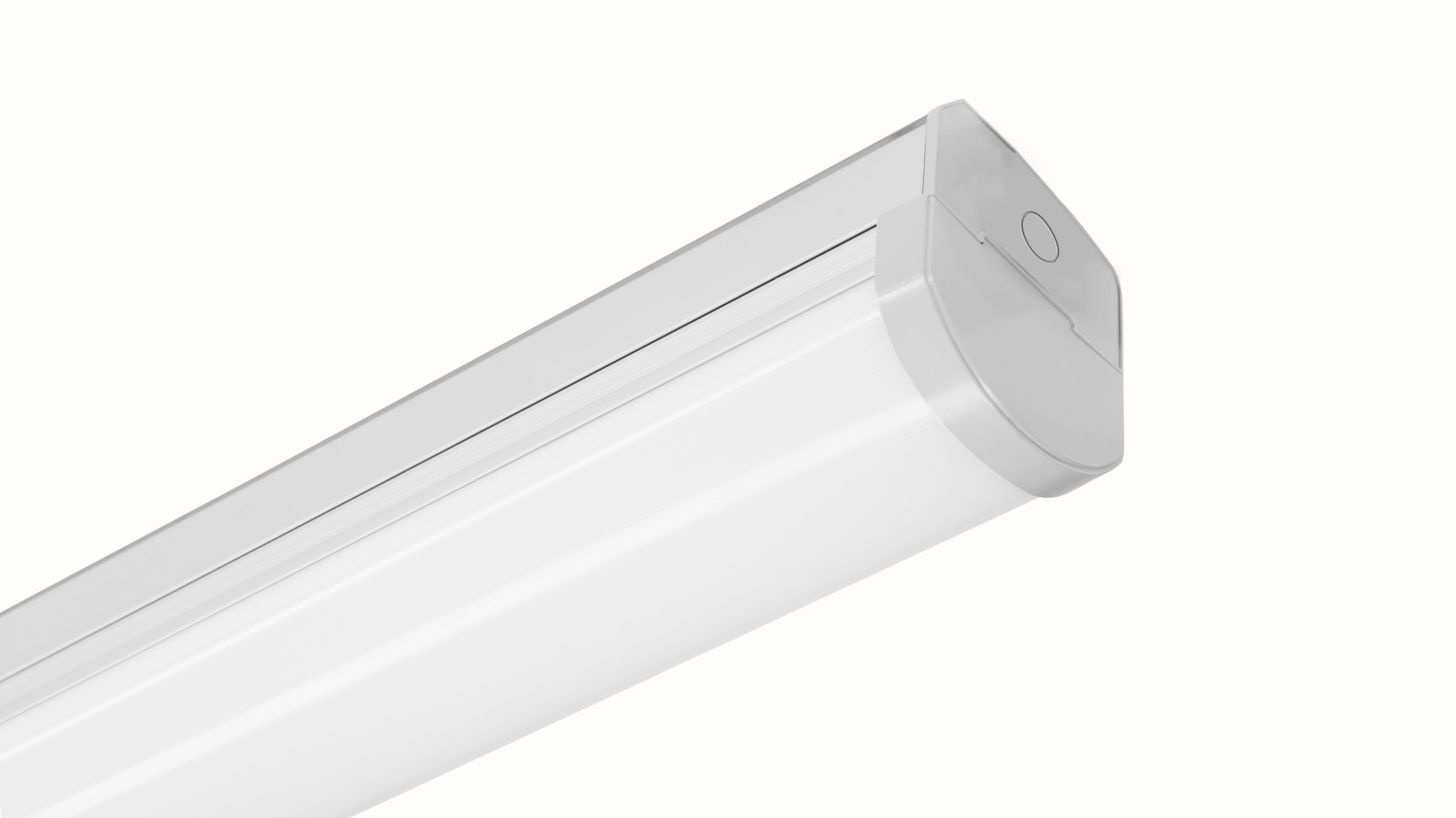 Solray Select LED Batten 4ft 20-34W Self-Test Emergency