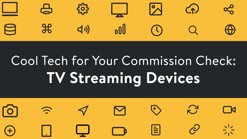 best streaming devices|sales commission ideas