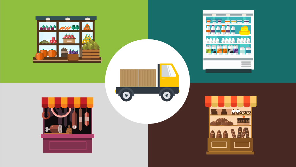 Grocery Distributors: 5 Ways B2B eCommerce is Transforming