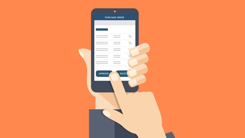purchase order app|