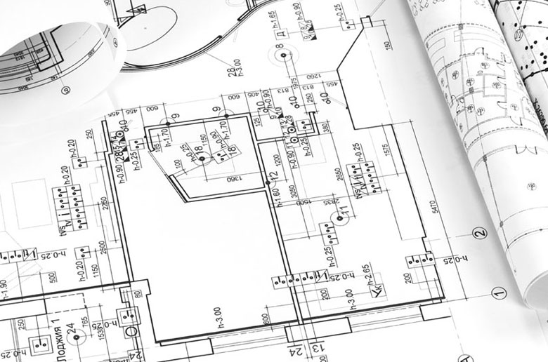 property blueprints for buying of the plan