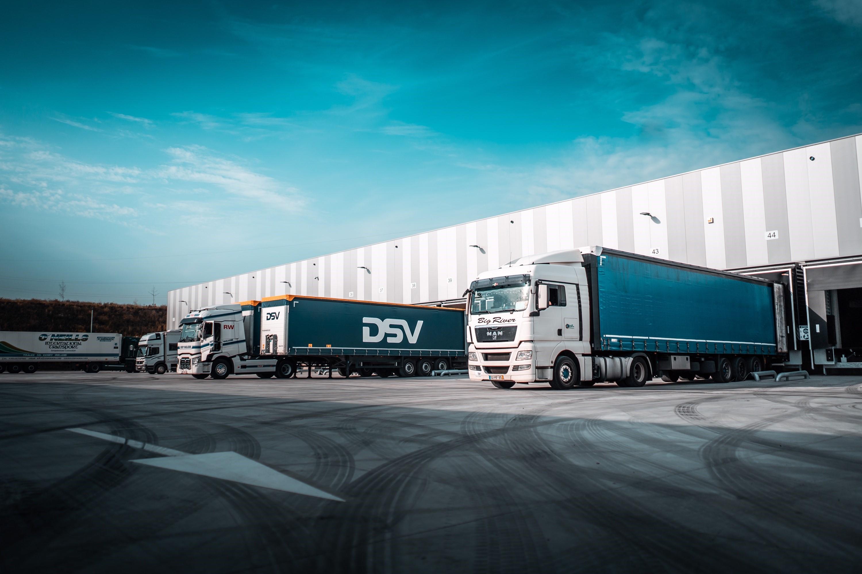 DSV loading dock