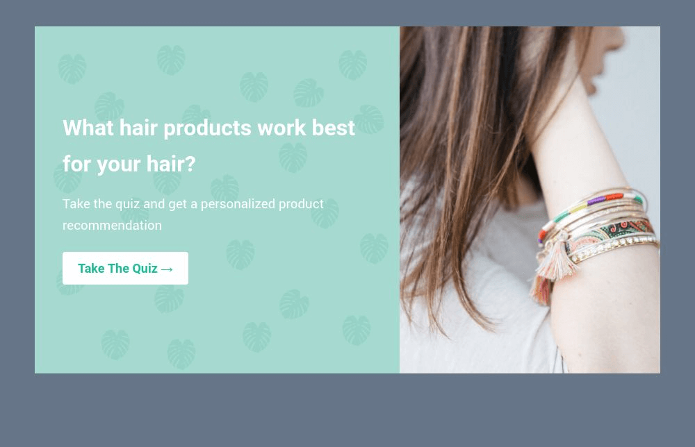 Hair Product Quiz