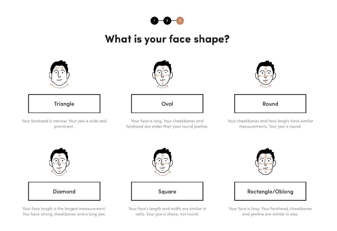 Hims Haircut Quiz Example