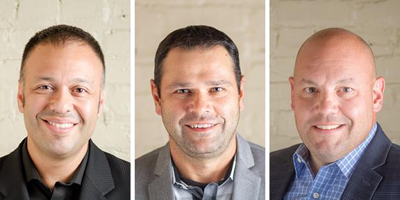 BIG Team Superintendents: Ram Rivera, Rich Jaworowski & Rob Cyranek